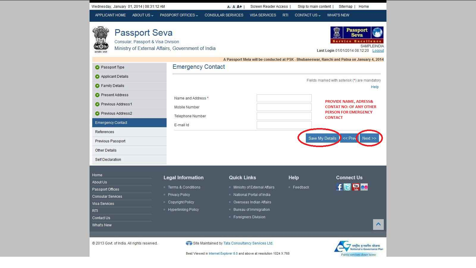 How To Apply For Passport Online, Online Passport Applicationtaxplore If Your  Baby